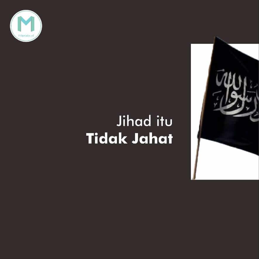 Jihad itu Tidak Jahat
