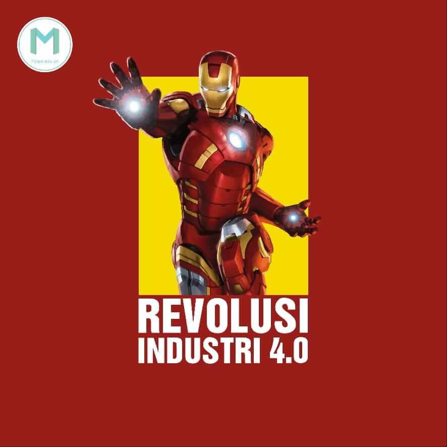Ayo Mengenal Revolusi Industri 4.0!
