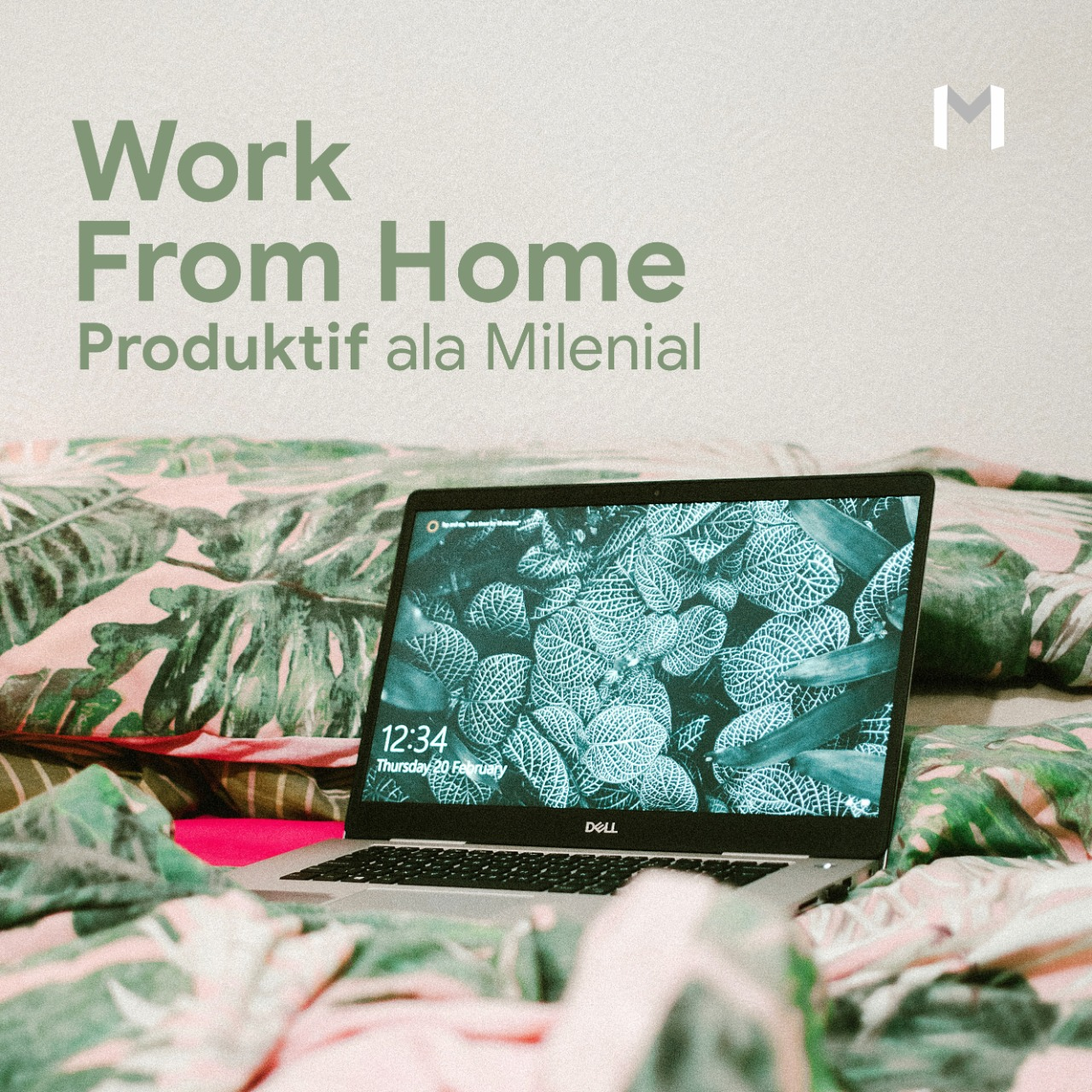 Work from Home: Produktif ala Milenial