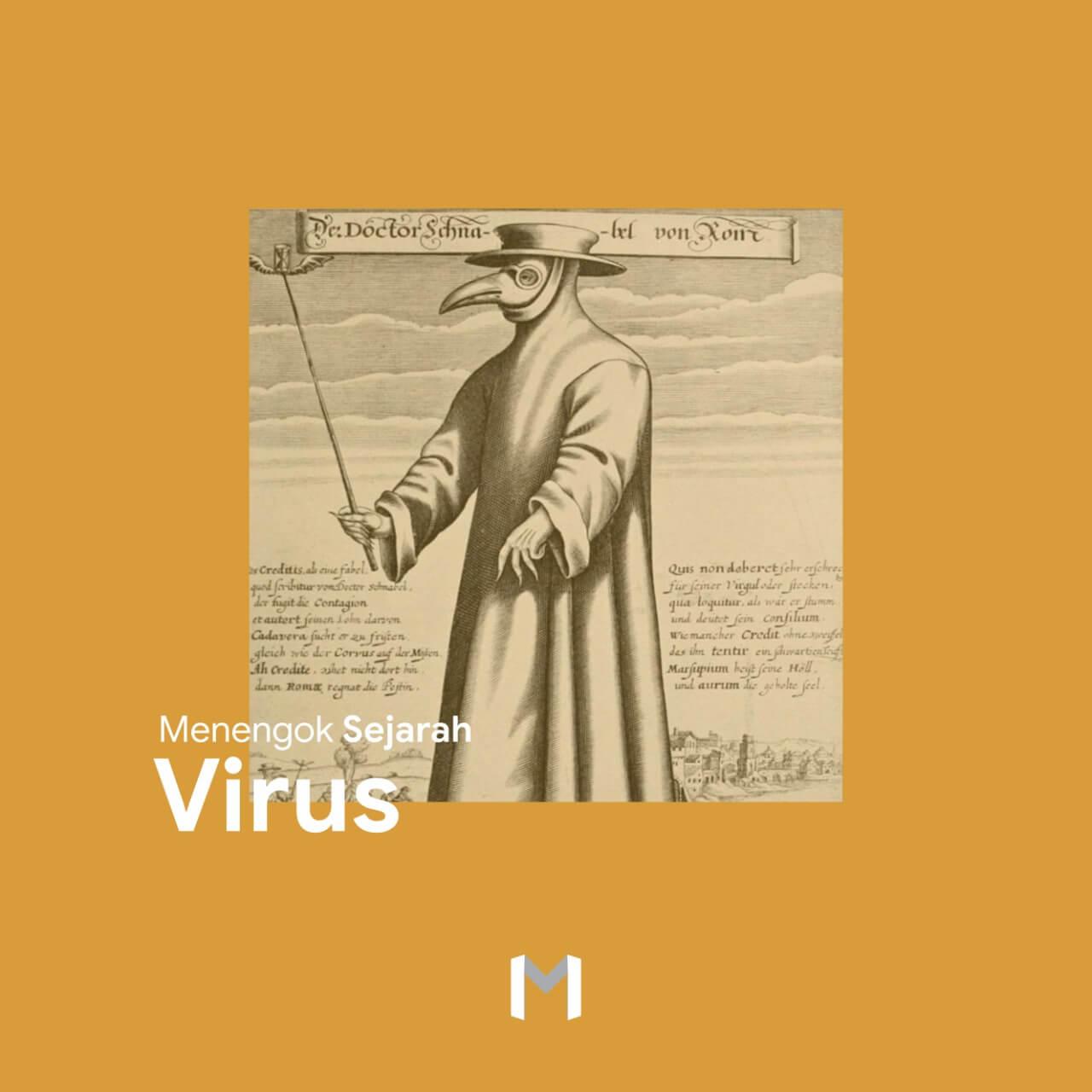 Menengok Sejarah Virus