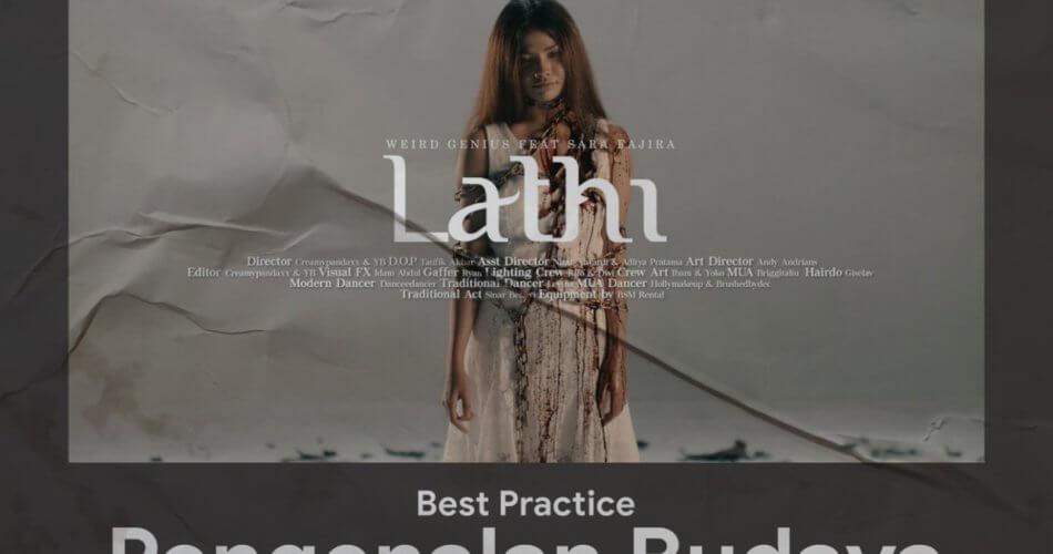Lathi : Best Practice Pengenalan Budaya Indonesia di Era Digital.
