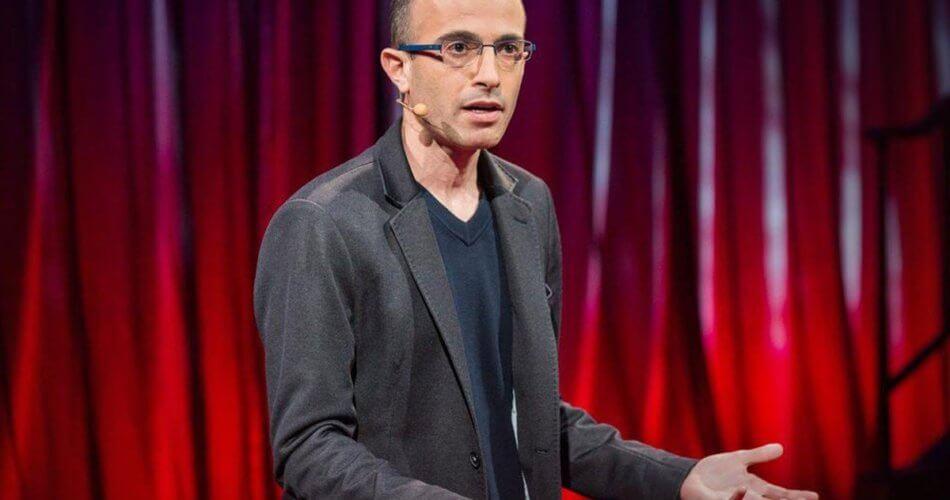kenapa manusia bisa menguasai dunia Yuval Noah Harari