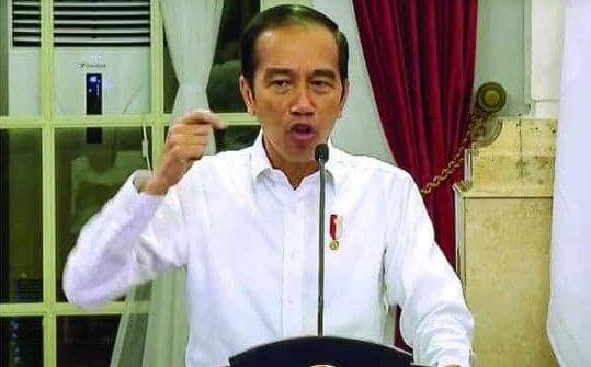 Sebenarnya Pak Jokowi Sedang Memarahi Dirinya Sendiri