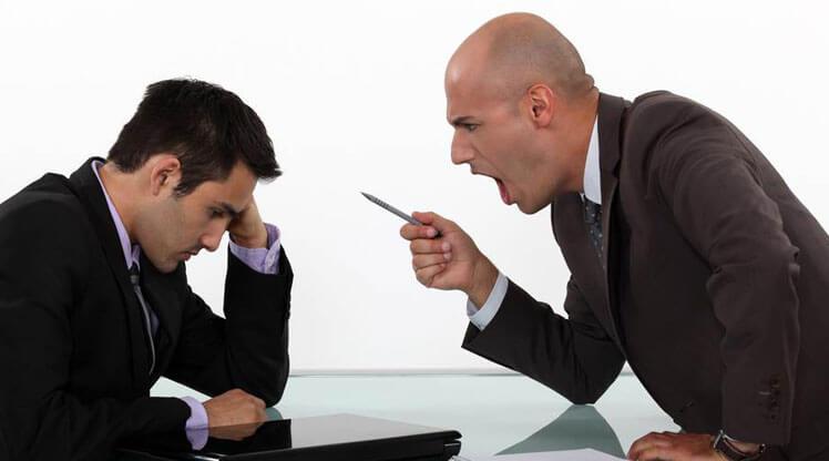 Siapa Sih yang Harusnya Wajar Buat Marah, Bos atau Bawahan?