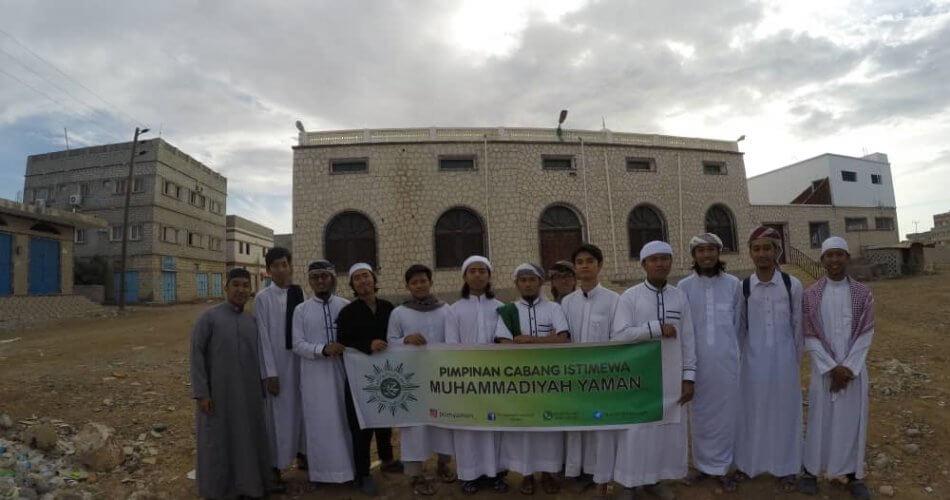 Tasyabbuh bil Arafah dan Pelajar Indonesia di Yaman dalam Merayakan Iduladha