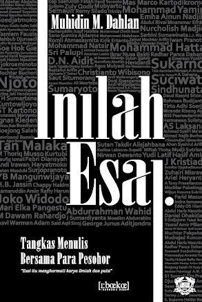 Wisata Esai bersama Muhidin M. Dahlan