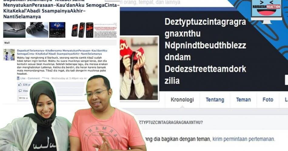 Catatan Pertobatan tentang Bergaul di Facebook: Youtube-Usama