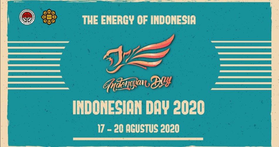 Indonesian Day 2020 - Empat Nasihat Penting untuk Mahasiswa