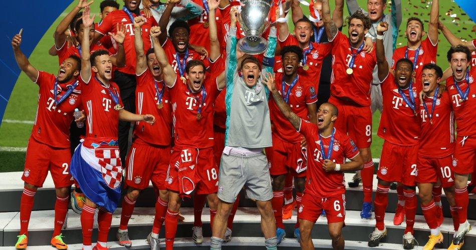 bayern munchen pantas juara liga champions