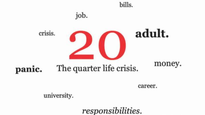 Seni Menikmati Quarter-Life Crisis