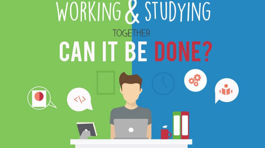 3 Dampak Buruk Kuliah Nyambi Kerja: JobCluster