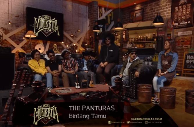 Berkenalan dengan The Panturas, Band Surf Rock yang bukan dari Pantura