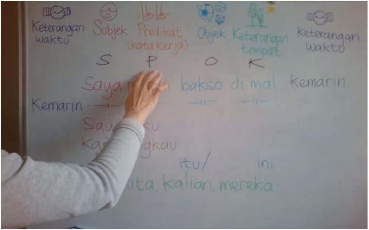 Bukti Kita Masih Meremehkan Bahasa Nasional