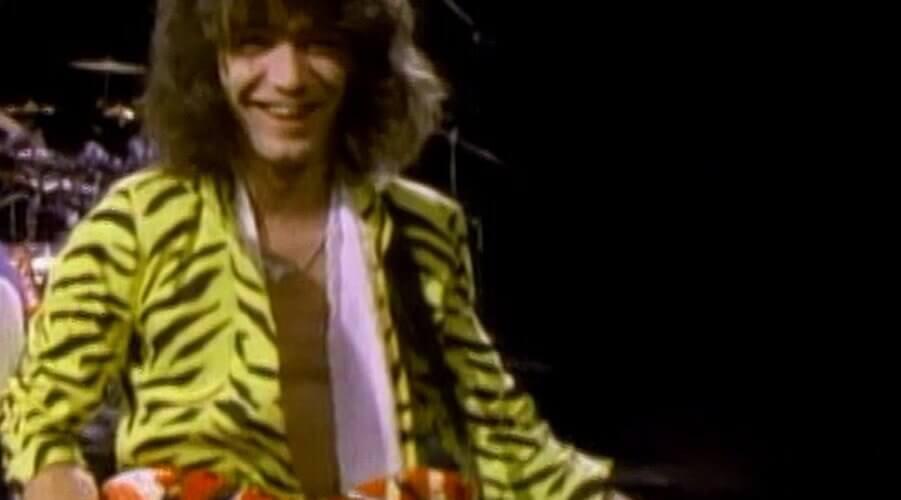 3 Lagu yang Mengekspos Keahlian Eddie Van Halen