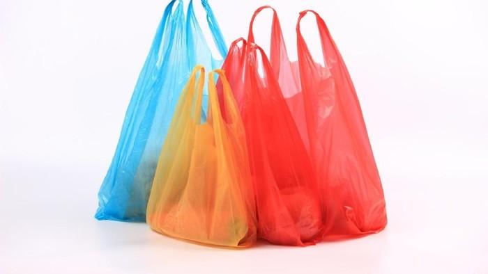 Betapa Susahnya Belanja Tanpa Kantong Plastik