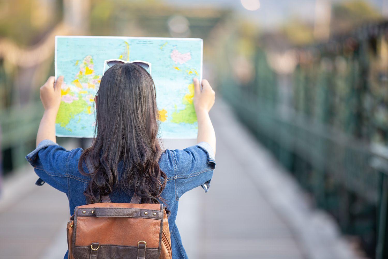 Alasan Mengapa Perempuan Sulit Membaca Peta atau GPS