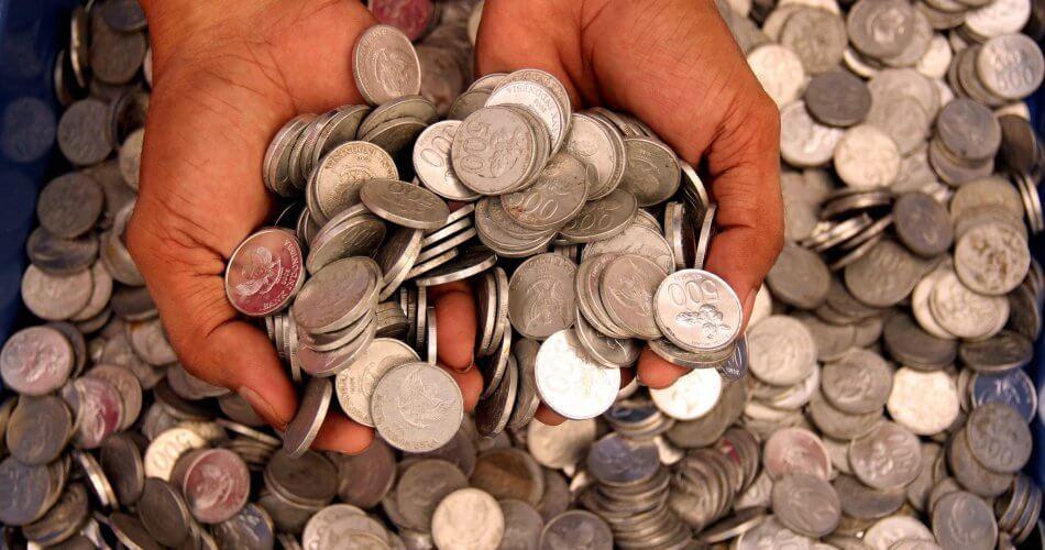 Betapa Berharganya Uang Recehan yang Sering Diremehkan