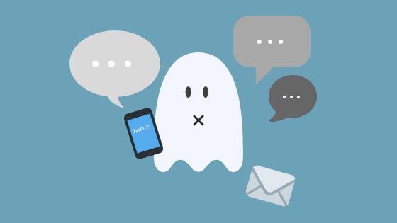 Alasan Kenapa Ghosting Menyakitkan dan Pelakunya Harus Kamu Tinggalkan