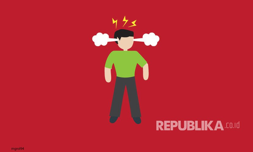 Dalam Agama, Bolehkah Kita Marah?