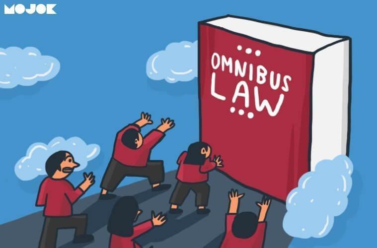 Tidak Ada yang Salah dari Omnibus Law/Bill