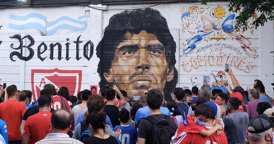 Diego Maradona - Sang 'Tuhan' yang Telah Meninggal Dunia/ CGTN