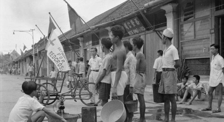 Ada Canda di Tengah Pertempuran Surabaya yang Membara