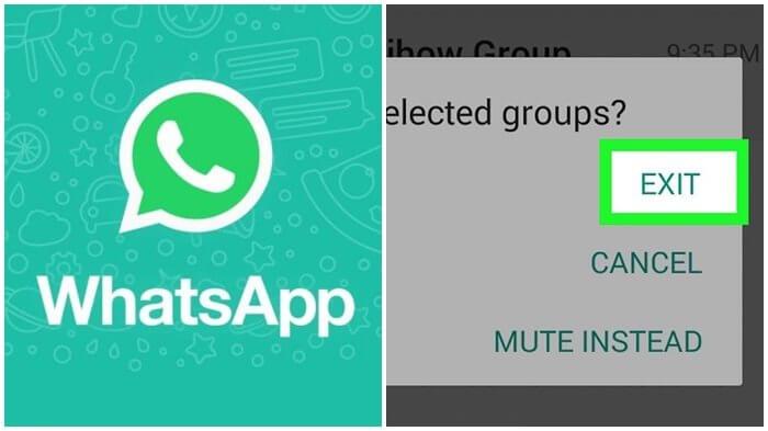 Mohon untuk Line dan Whatsapp Buat Fitur Keluar Grup Tanpa Ketahuan Dong!