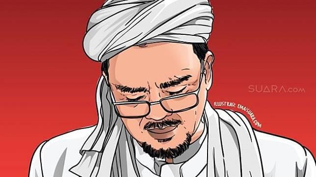 Hal yang Akan Saya Lakukan Seandainya Jadi Habib Rizieq