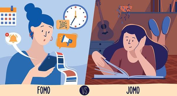 Kenali Lebih Dekat, Milenial Si Fomo dan Si Jomo