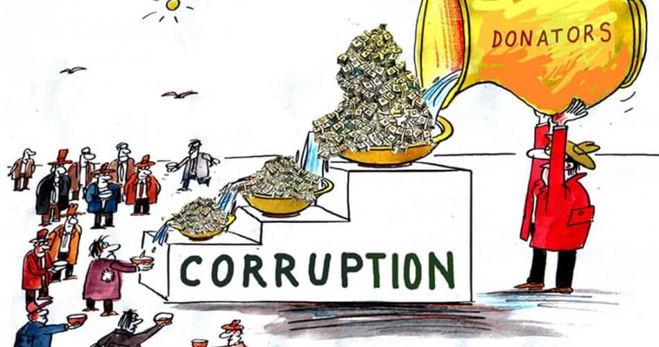 Korupsi: Berbahagia di Tengah Penderitaan Orang Lain