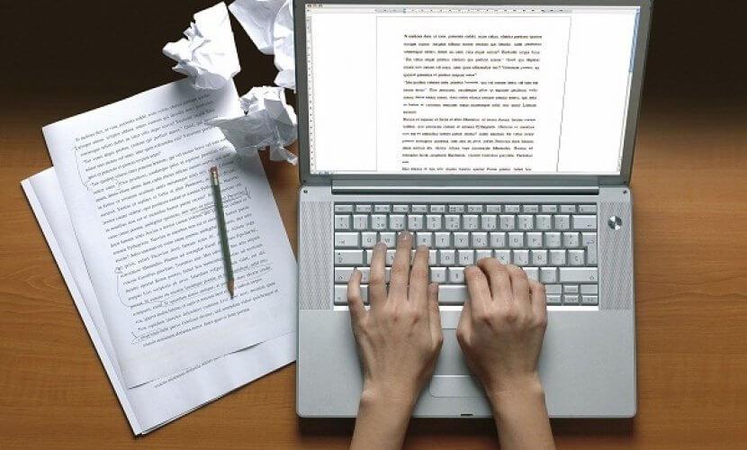Hindari 3 Hal Ini Jika Ingin Jadi Penulis