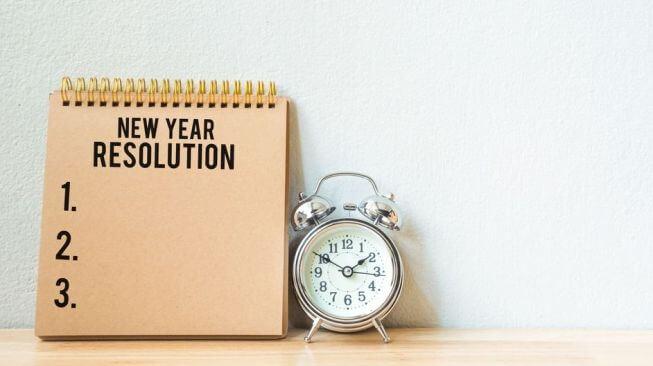 Tips Mewujudkan Resolusi yang Sering Disepelekan