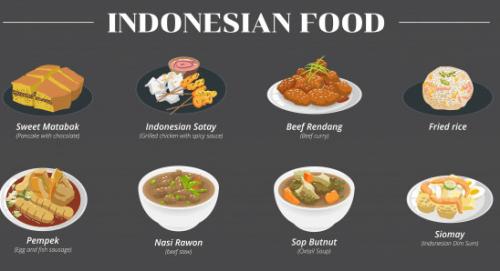 Penyebab Kuliner Indonesia Tidak Mendunia