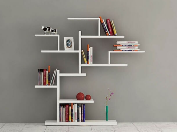 Horizontal, Vertikal, atau Asimetris. Manakah Posisi Susunan Buku yang Paling Nyaman?