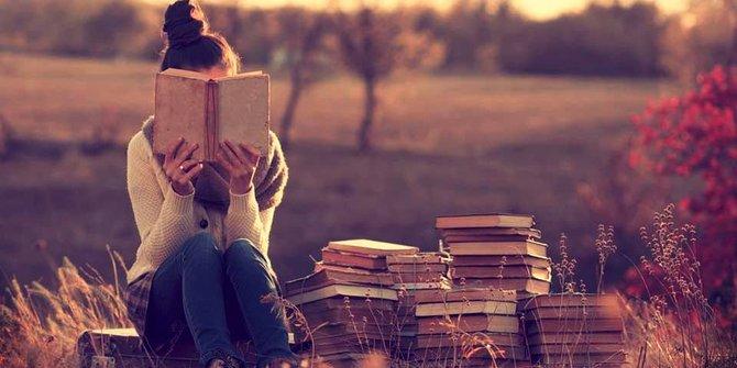 Ruginya Orang-Orang yang Tidak Membaca Buku
