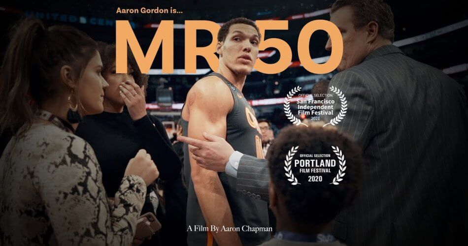 "Kekecewaan Aaron Gordon dalam Film ""Mr. 50"""