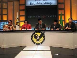 Republik Mimpi, Acara Televisi yang Nakal Namun Dirindukan