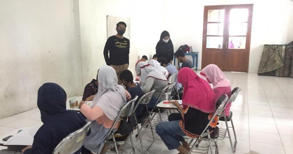 KREATIF: Kelas Anak Alternatif di Masa Pandemi