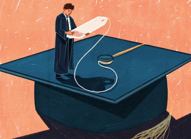 Kuliah, Menambah Beban atau Mengurangi Beban?