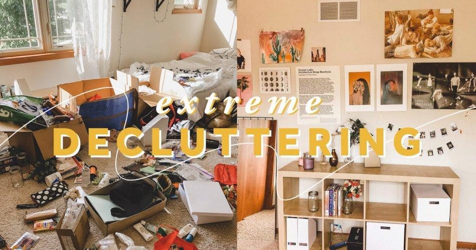 Decluttering! Solusi Lemari Penuh Sesak