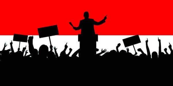 Jalan Terjal Membersihkan Politik Indonesia