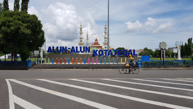 Kota Tegal; Ngga Melulu Soal Warteg